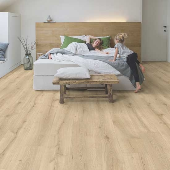Quick Step Laminate Flooring for bedrooms