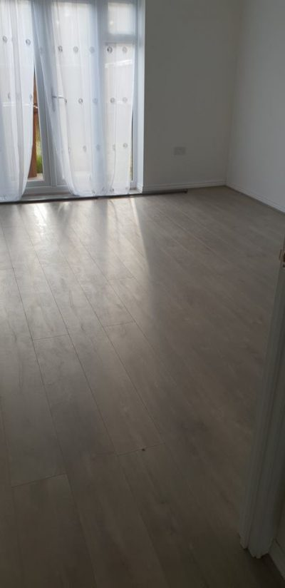 Quick-Step Laminate Flooring in Hazel Grove Dining Room