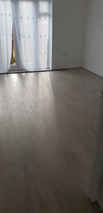 Quick-Step Laminate Flooring in Hazel Grove Dining Room