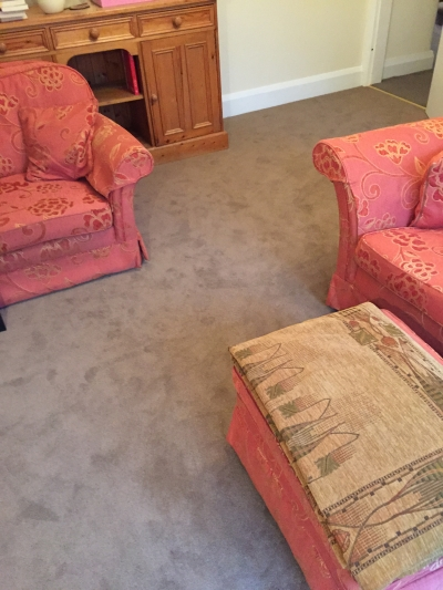 Revolution Twist Lounge Carpet in Gatley